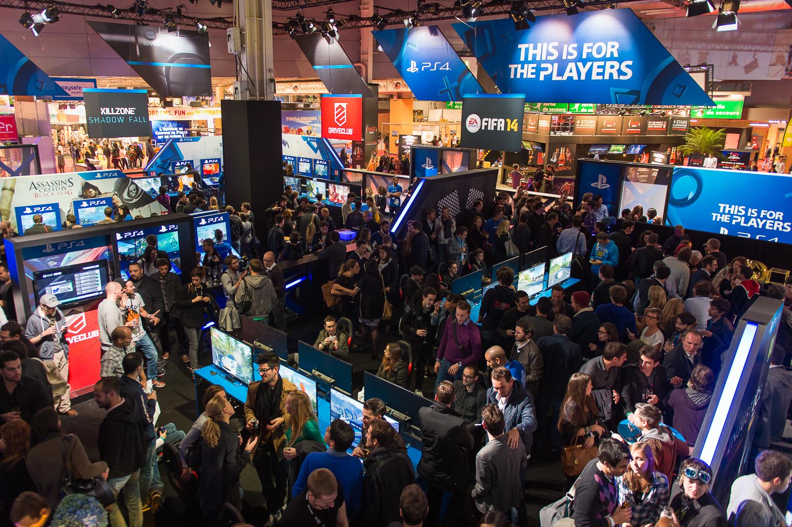 l incontournable paris games week gamer news